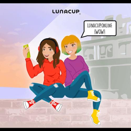 Lunacup Mini