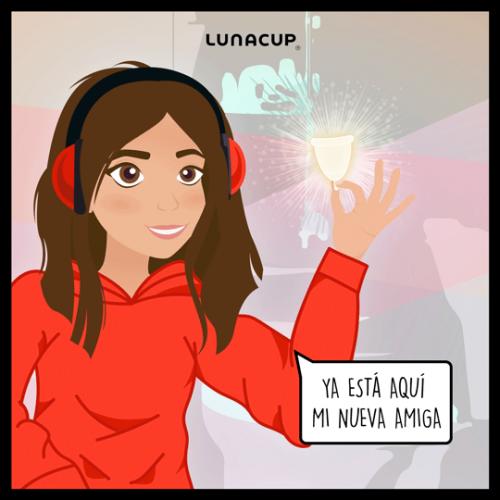 Lunacup Mini c